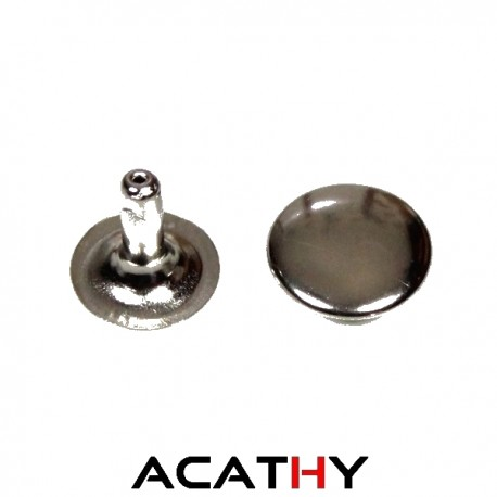Rivet standard nickel 12 mm